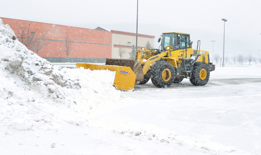 Snow and Ice Management Services Oakville